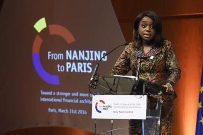 Kemi Adeosun Nigeria's Finance Minister