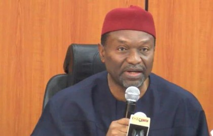 Sen. Udoma Udo Udoma  Minister Budget And Planning