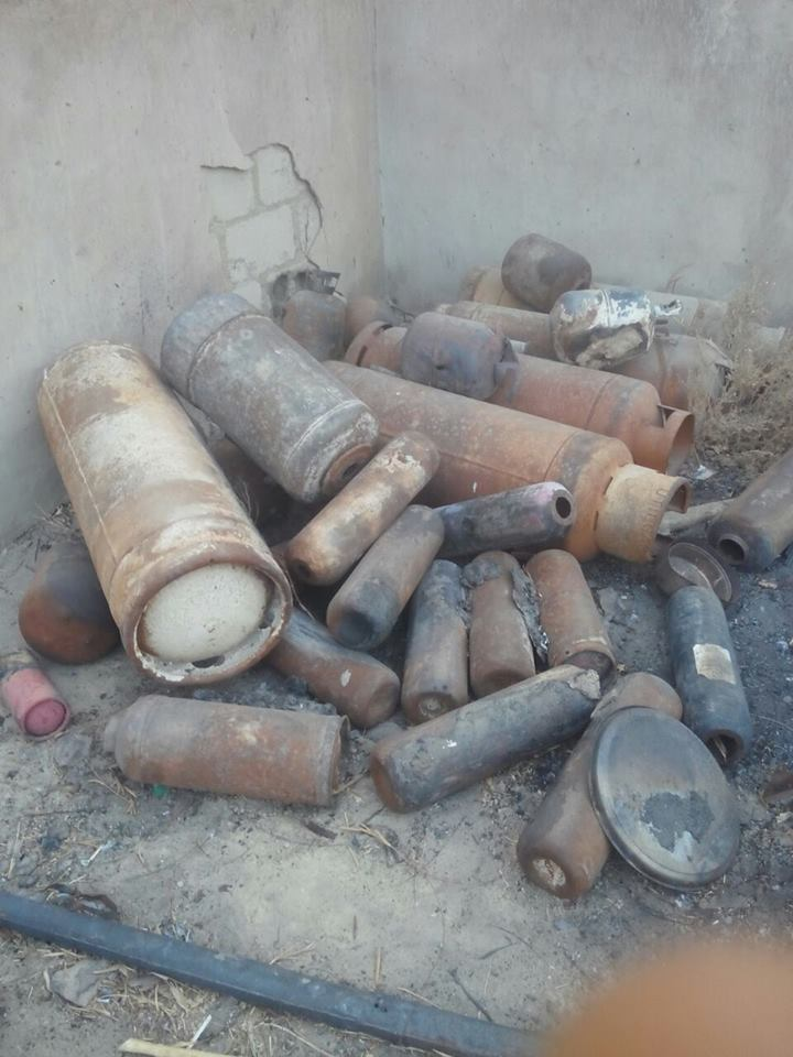 MCRP Sensitizes IDPs on Unexplored Ordnance in Borno