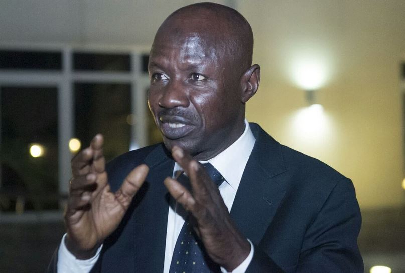 Arms Probe: I'm Ready to be Probed – EFCC Boss