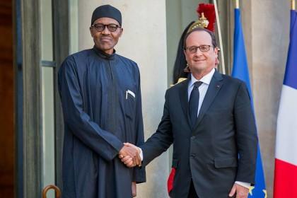President-Buhari-meets-President-Francoise-Hollande-At-Elysee-1