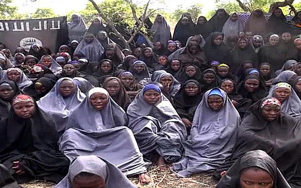 Screengrab from Boko Haram video release May 2014