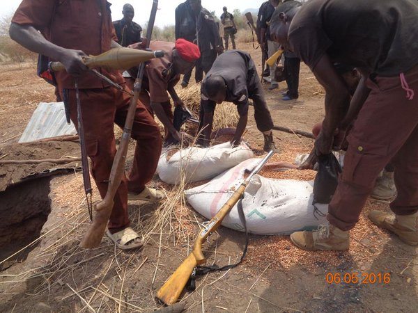 Boko Haram Sneaks to Town for Food to Survive