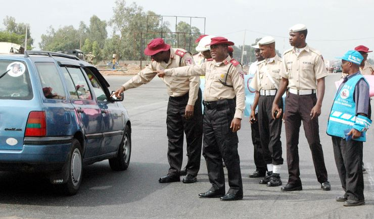 FRSC, Nasarawa Internal Revenue Service to impound unregistered vehicles Aug. 24
