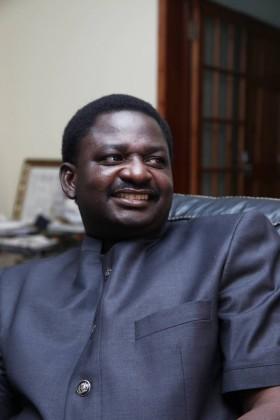Femi Adesina Presidential Spokesman