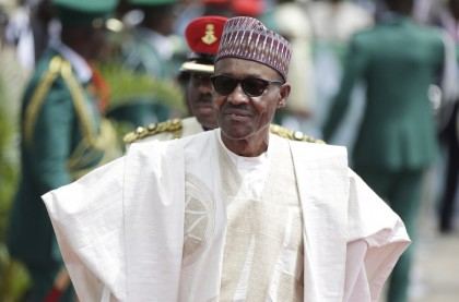 Muhammadu Buhari Nigeria's President