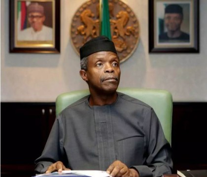 Image result for vp osinbajo