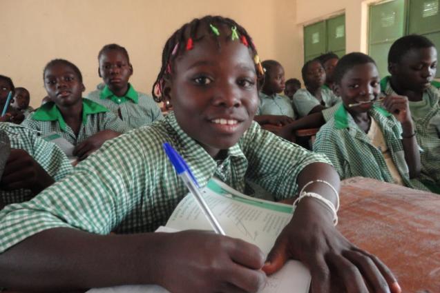 School Pupil in NIgeria(PHOTO: ActionAid.org)