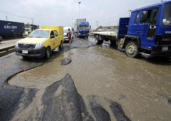 Photo: Ilorin-Jebba Road Credit: authorityngr.com