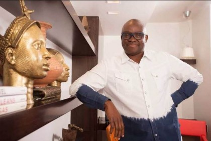 Ekiti State Governor Fayose's Photo Shoot ahead of His Swearing-in Ceremony