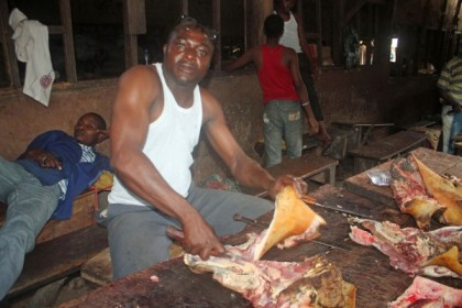 FEATURED: The Common Man's Guide To The New CBN Forex Policy, As Explained By A Local Butcher