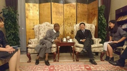 In China, Minister of Information and Culture Optimistic of Nigeria Meeting Digitization Deadline