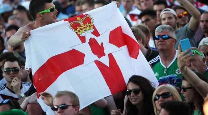 Northern Ireland-fan