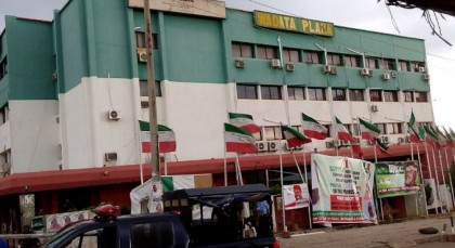 Sheriff Re-opens PDP National Secretariat After 9 Months
