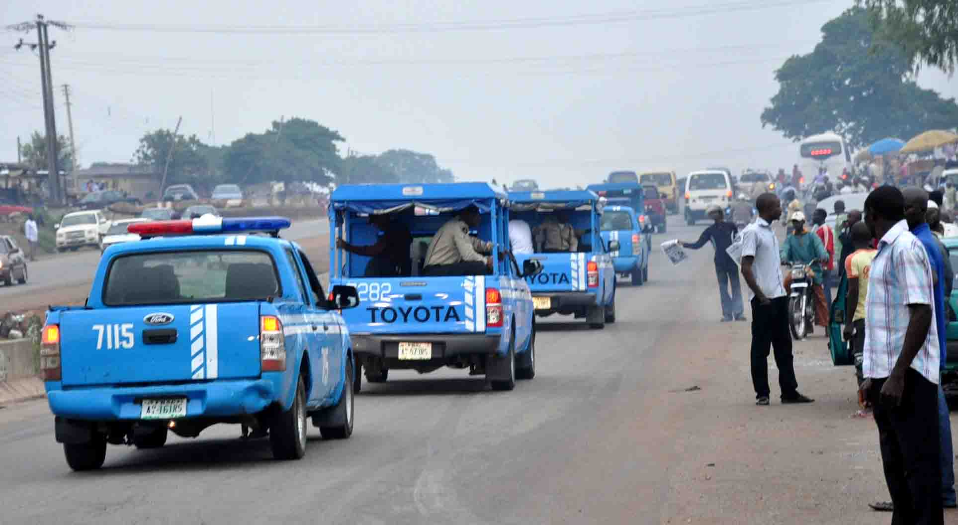 Federal Road Safety Corps Seizes 50 Vehicles In Onitsha
