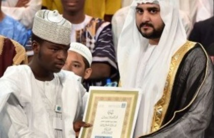 Quranic Competitions: Nigerian Emerged Winner@ Dubai International Holy Quran Award
