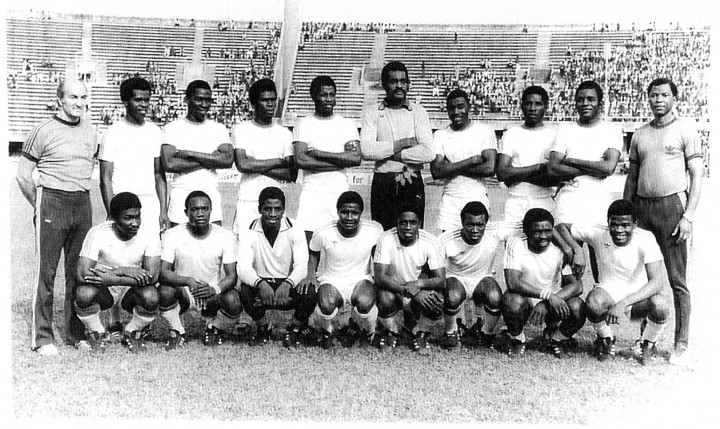 The Super Eagles ca. 1976.