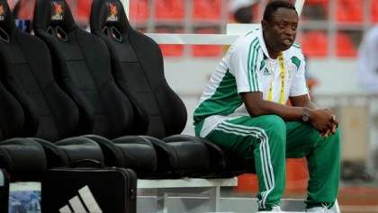 Late Shaibu Amodu Former Super Eagle Coach