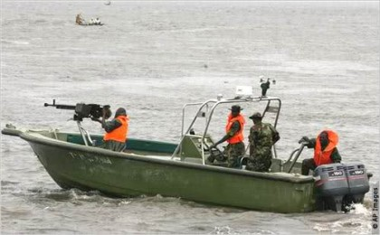 Nigerian Military Foils Ship Hijacking In Niger Delta
