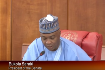 Saraki Seeks Increased Use Of Clean Cooking Energy By Nigerians