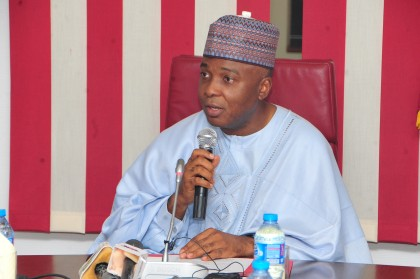 Saraki Lauds Court Judgement Against Sahara Reporters