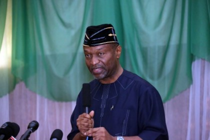 Budgetary Process: Udoma Calls For Strong Collaboration Between Executive & the Legislature