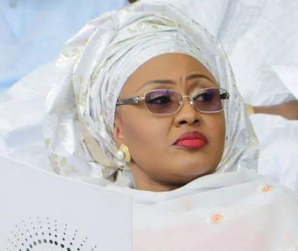 Aisha Buhari_Donates