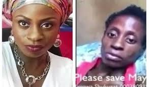 Mayowa Ahmed prior to escalation of ovarian cancer(PHOTO: Campaign Image)