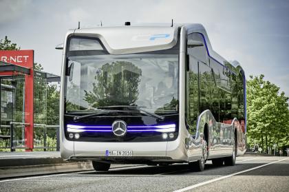 Future Bus.-Mecedes