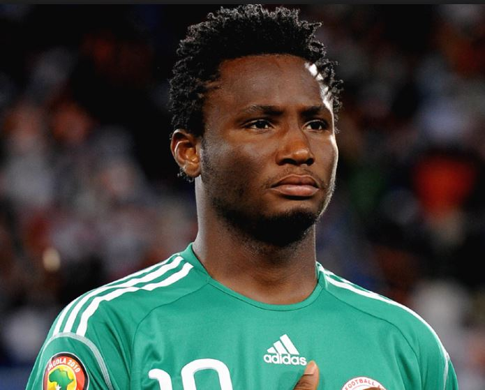 Super Eagles skipper to Rio Olympic 2016 #TeamNigeria