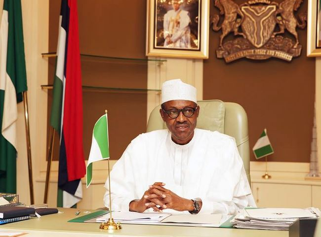 President Buhari2