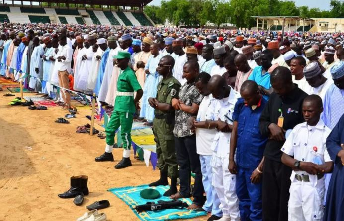 Open Worship in Borno, First in More than 5 years