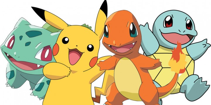 Pokemon starters ranked(PHOTO: DigitalSpy)
