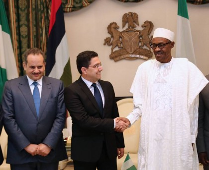 President Buhari Gets A Call From King of Morocco