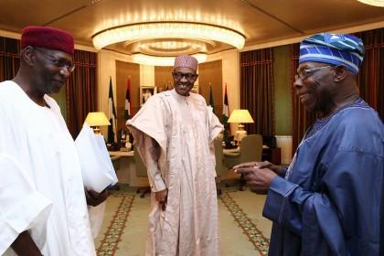 Obasanjo Gives President Buhari A Passmark