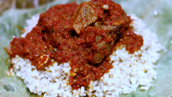 Ofada Rice(PHOTO: Knorr Nigeria)