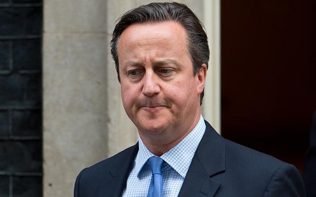 david cameron, british prime minister(PM)