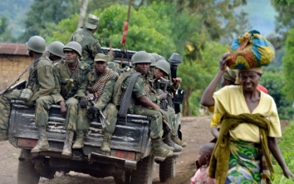 Hundreds in eastern Congo protest deadly rebel attacks