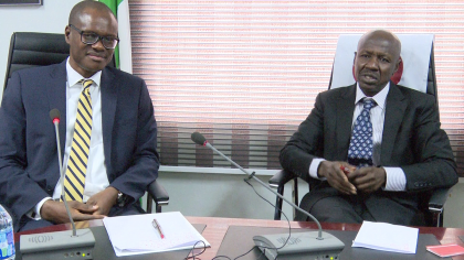 FMBN.Ag MD Richard Esin & Magu