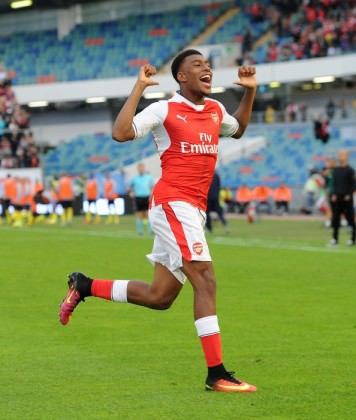 'I'II play every game like it's my last' – Iwobi
