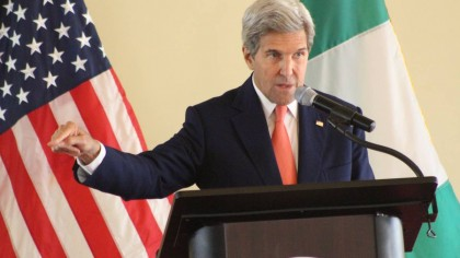 John Kerry US Secretary of States