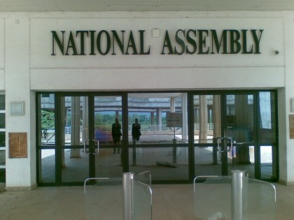NASS is Not Resuming Today, No Date for National Assembly Reconvening on INEC Budget