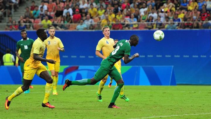 Sadiq Umar fires Nigeria to Rio Olympics last eight