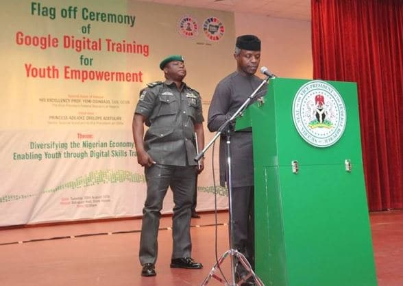 Osinbajo on Digital