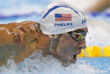 Micheal Phelps