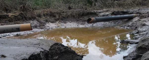Pipelines Vandals
