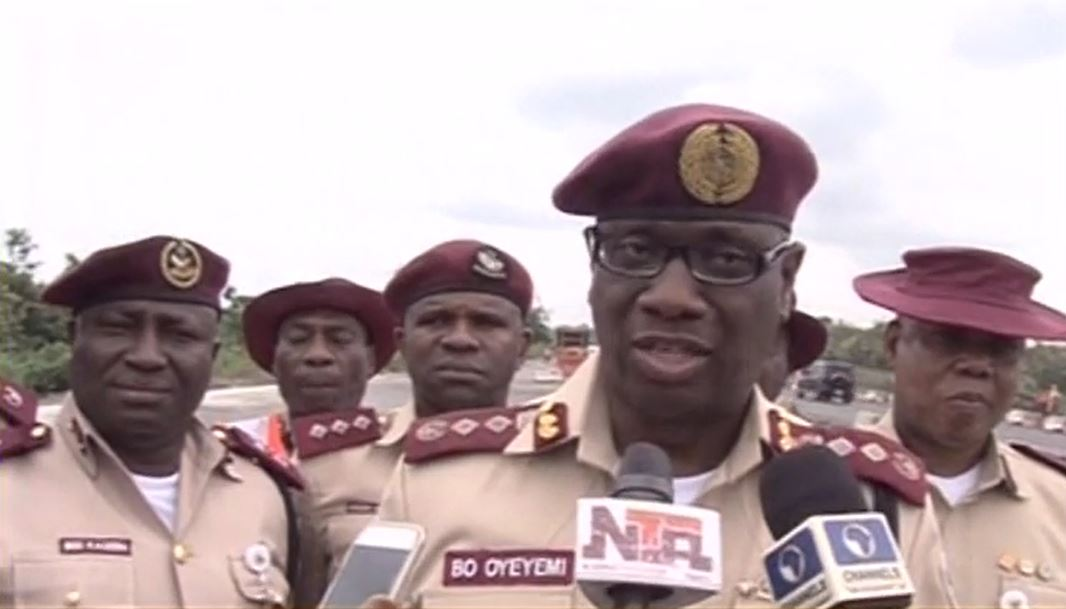 FRSC Corps Marshall Task Safety Engineers to Identify, Recommends Urgent Solutions to Trailer Crashes on Notorious Blackspot