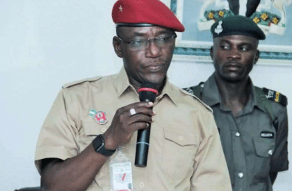 Solomon Dalung, Minister of Youths and Sport Devt.