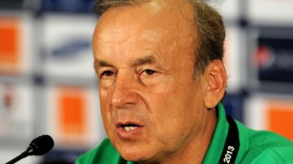 Germany's Gernot Rohr announced as new Super Eagles manager