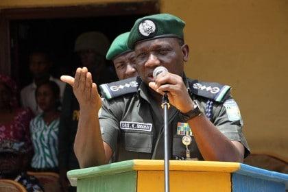 Idris Ibrahim Nigeria IGP